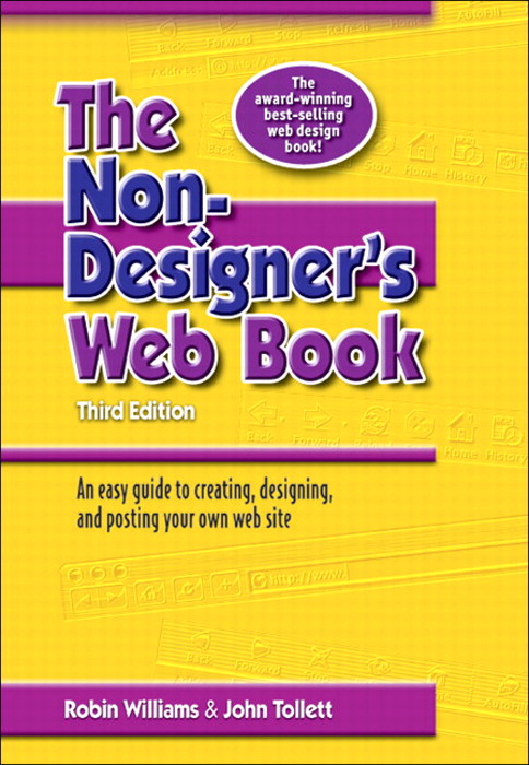 Non-Designer's Web Book, The, 3rd Edition