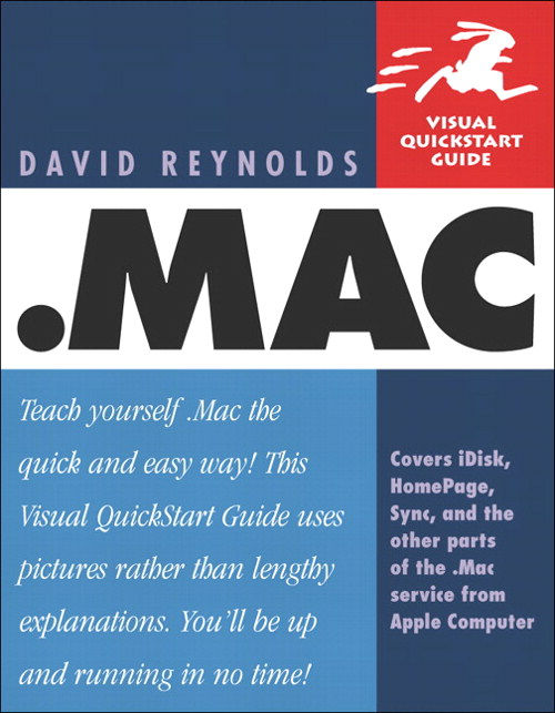 .Mac: Visual QuickStart Guide