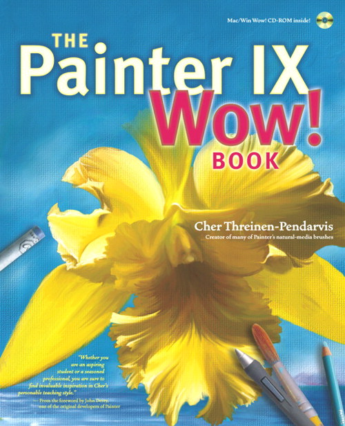 Painter IX Wow! Book, The