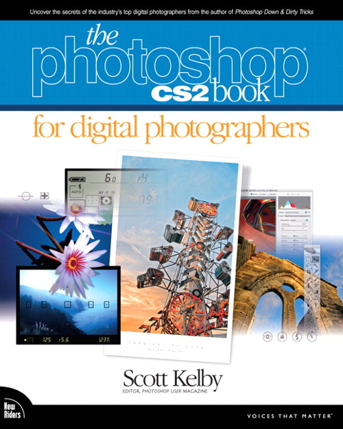 Photoshop CS2 Book for Digital Photographers, The