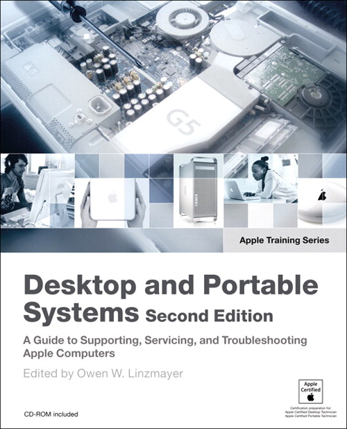 Apple Training Series: Desktop and Portable Systems, 2nd Edition