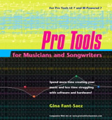 Pro Tools for Musicians and Songwriters