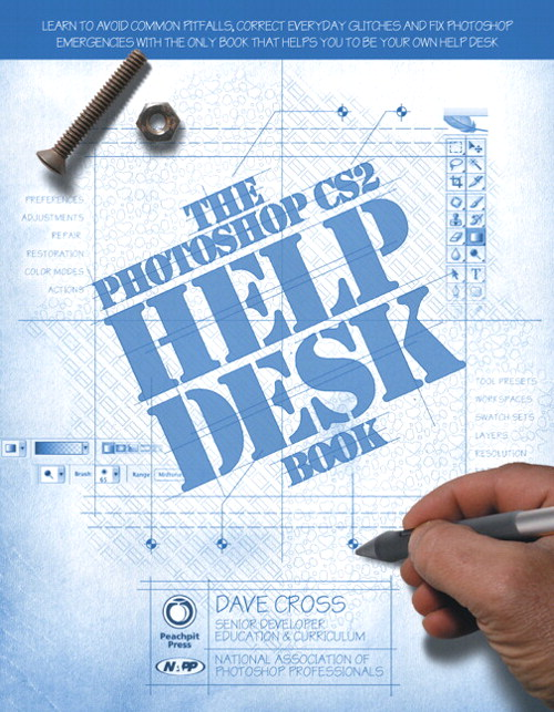 Photoshop CS2 Help Desk Book, The