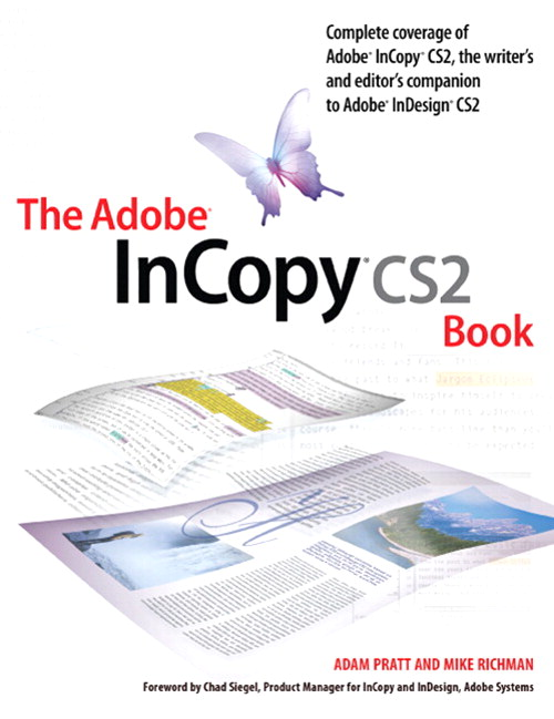Adobe InCopy CS2 Book, The