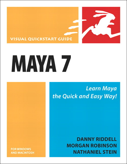 Maya 7 for Windows and Macintosh: Visual QuickStart Guide