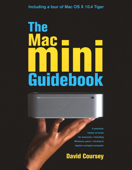 Mac mini Guidebook, The