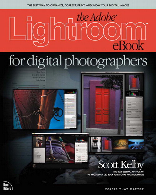 Adobe Lightroom eBook for Digital Photographers, The