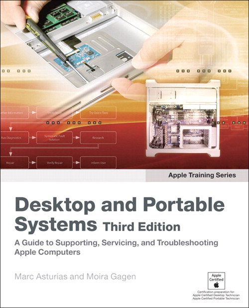 Apple Training Series: Desktop and Portable Systems, 3rd Edition