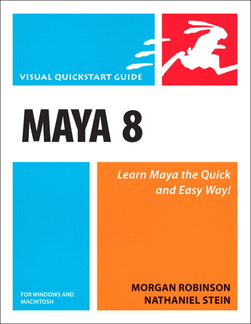 Maya 8 for Windows and Macintosh: Visual QuickStart Guide