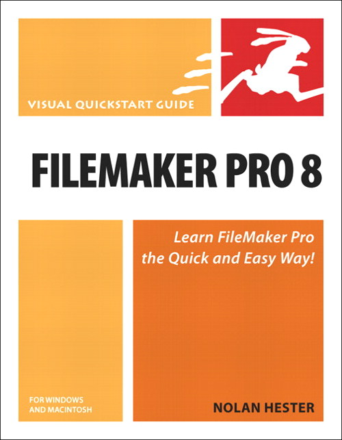 FileMaker Pro 8 for Windows and Macintosh: Visual QuickStart Guide, Adobe Reader