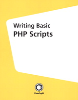 Writing Basic PHP Scripts