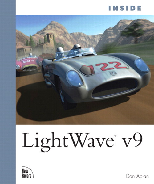 Inside LightWave v9, 5th Edition