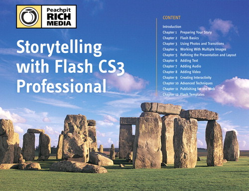 Storytelling with Flash CS3 Professional