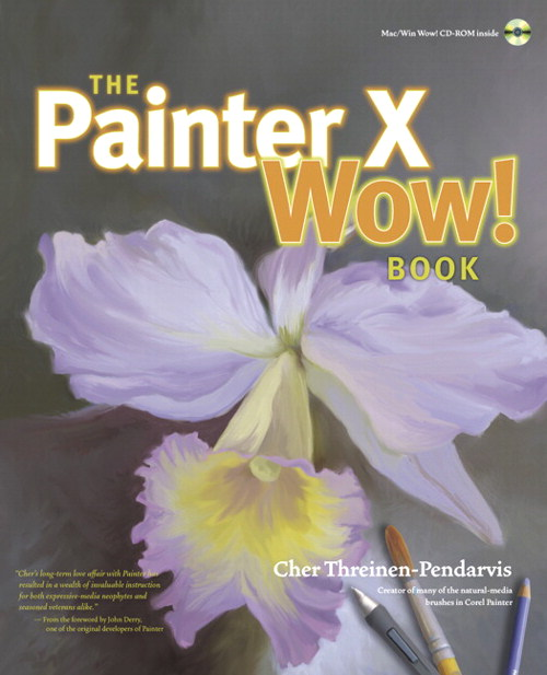Painter X Wow! Book, The