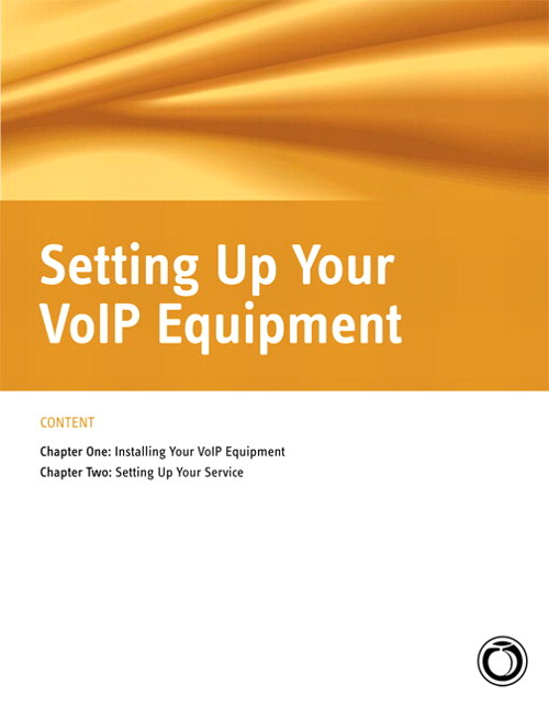 Setting up your VoIP Equipment