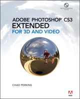 Adobe Photoshop CS3 Extended for 3D and Video