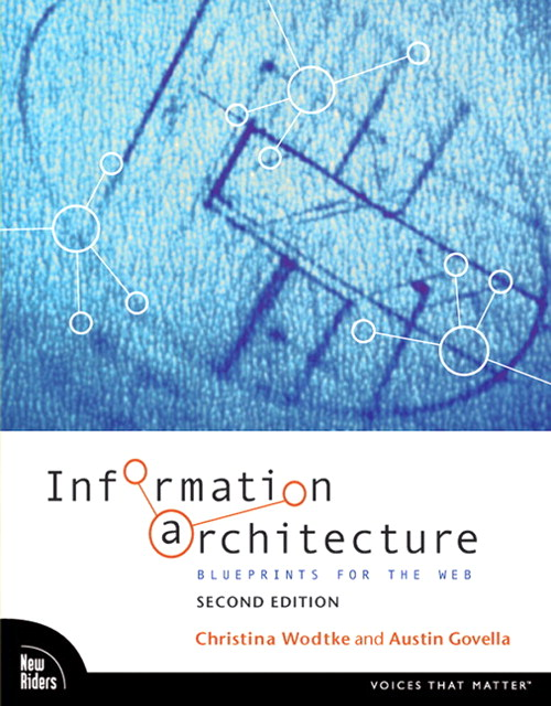 Information Architecture: Blueprints for the Web, 2nd Edition
