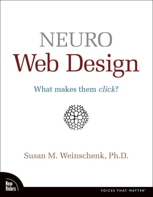 Neuro Web Design: What Makes Them Click?