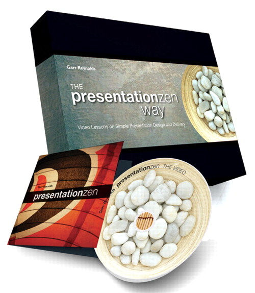 Presentation Zen Way, The: Video Lessons on Simple Presentation Design and Delivery