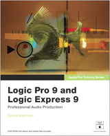 Logic Pro 9 and Logic Express 9