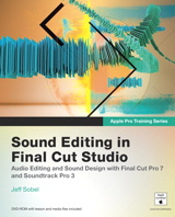 Sound Editing in Final Cut Studio