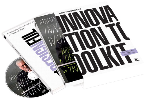 Marty Neumeier's INNOVATION TOOLKIT