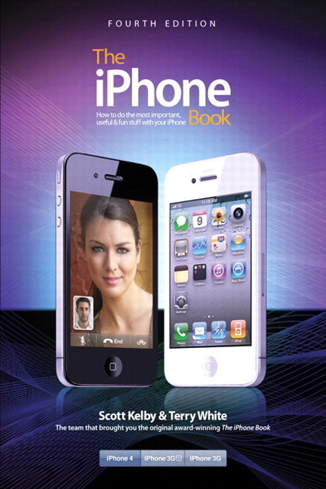 iPhone Book, The (Covers iPhone 4 and iPhone 3GS), 4th Edition