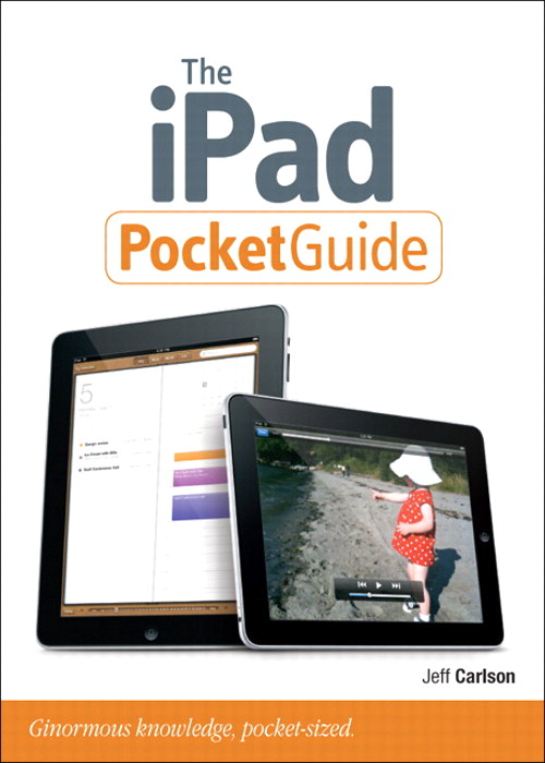 iPad Pocket Guide, The