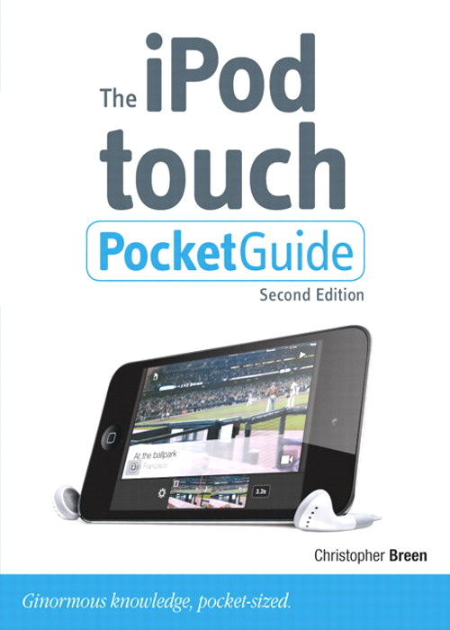 iPod touch Pocket Guide, The, 2nd Edition
