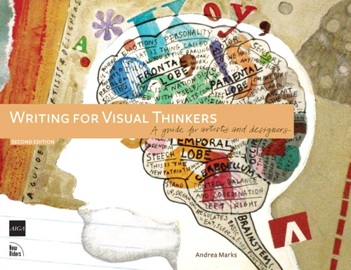 Writing for Visual Thinkers: A Guide for Artists and Designers, 2nd Edition