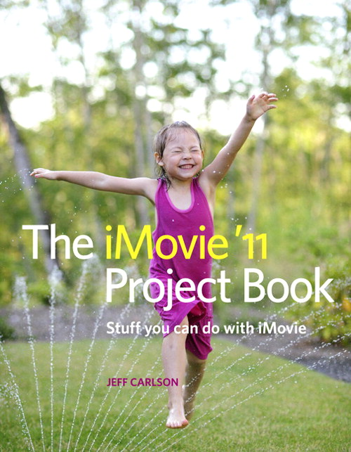 iMovie '11 Project Book, The