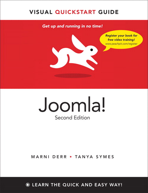 Joomla!: Visual QuickStart Guide, 2nd Edition