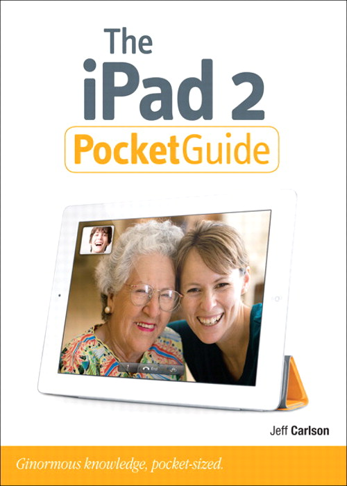 iPad 2 Pocket Guide, The