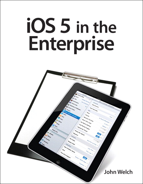 iOS 5 in the Enterprise