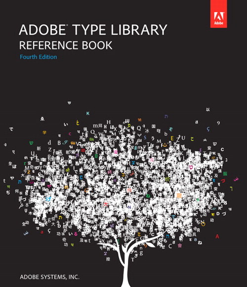 Adobe Type Library Reference Book, 4th Edition
