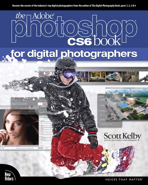 Adobe Photoshop CS6 Book for Digital Photographers, The