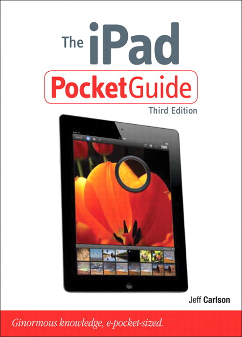iPad Pocket Guide, The, 3rd Edition