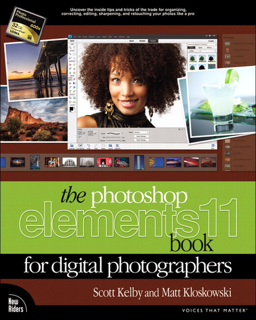 Photoshop Elements 11 Book for Digital Photographers, The