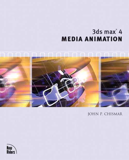 3ds max 4 Media Animation
