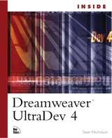 Inside Dreamweaver UltraDev 4