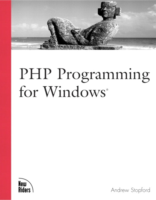 PHP Programming for Windows