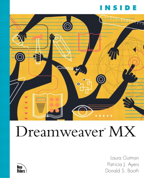 Inside Dreamweaver MX