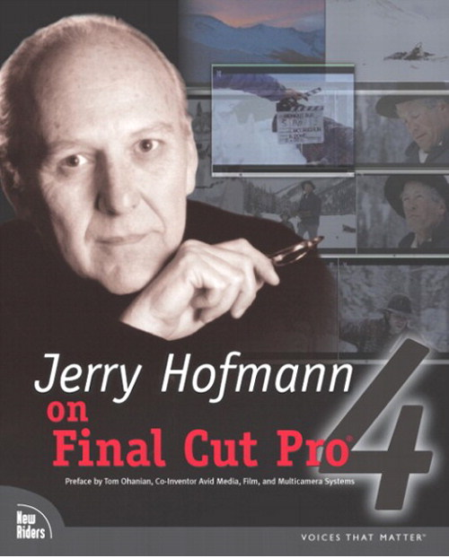 Jerry Hofmann on Final Cut Pro 4