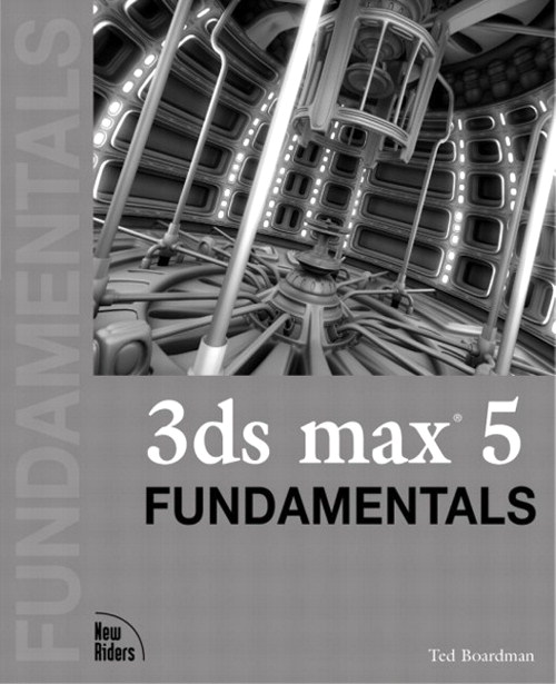 3ds max 5 Fundamentals