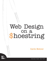 Web Design on a Shoestring