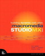 Building Dynamic Web Sites with Macromedia Studio MX 2004