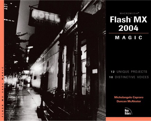 Macromedia Flash MX 2004 Magic