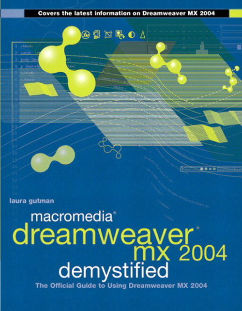 Macromedia Dreamweaver MX 2004 Demystified