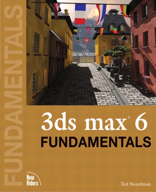 3ds max 6 Fundamentals