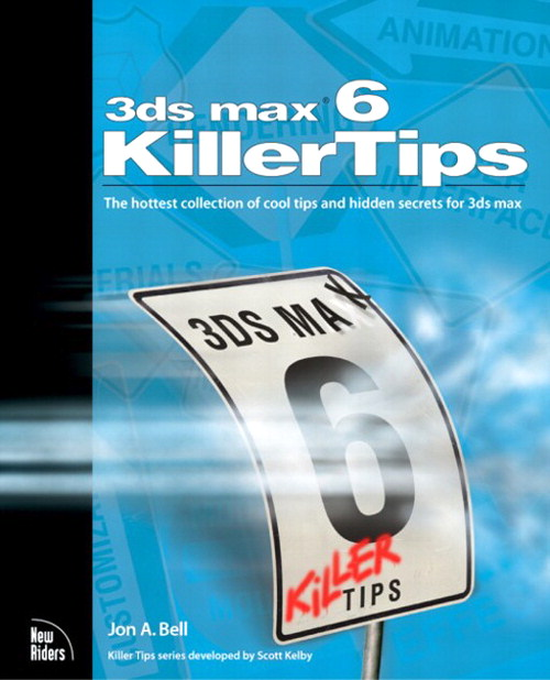 3ds max 6 Killer Tips